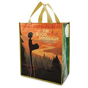Läs mer om Den gode dinosaurien shoppingväska