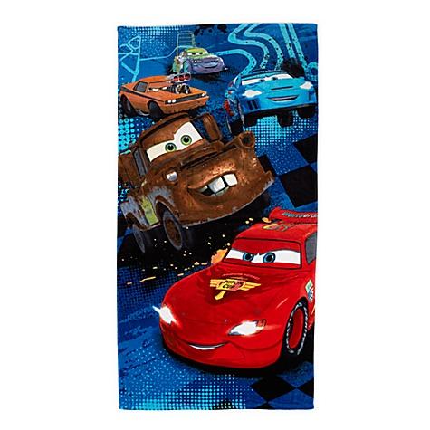 Serviette de plage Disney Pixar Cars