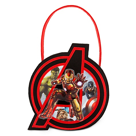 Sac à friandises Avengers