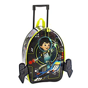 Miles From Tomorrow LightUp Trolley Case