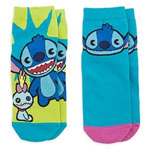 Läs mer om Stitch MXYZ sockor i damstorlek, 2 par