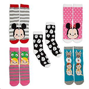 tsum-tsum-ladiesa-socks-pack-of-5