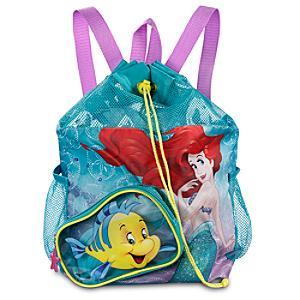 Little Mermaid Swim Bag