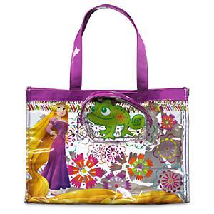 Läs mer om Rapunzel badväska