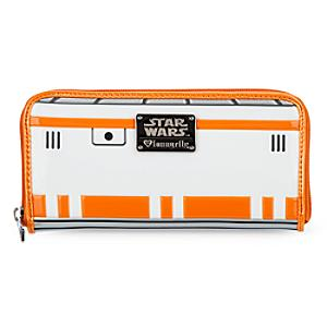 Läs mer om BB-8 plånbok från Loungefly, Star Wars: The Force Awakens