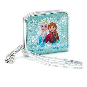 Läs mer om Frost liten plånbok med dragkedja