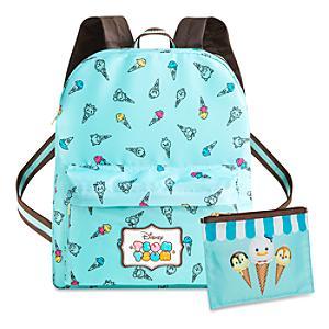 Läs mer om Tsum Tsum ryggsäck med portmonnä