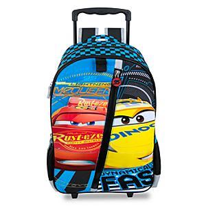 Läs mer om Disney/Pixar Bilar 3 ryggsäck med hjul