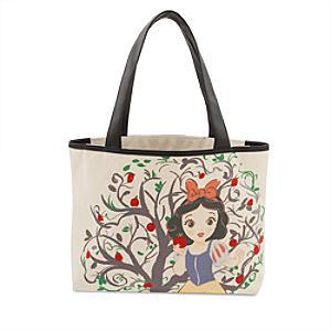 Läs mer om Art of Snow White shoppingväska