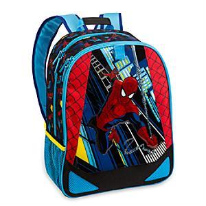 Läs mer om Ultimate Spiderman ryggsäck med lampor