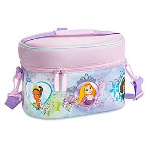 Läs mer om Disney Prinsessor matsäcksväska