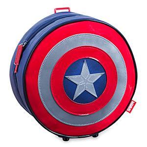 Läs mer om Marvel Captain America matsäcksväska