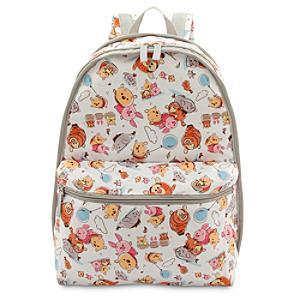 Läs mer om Nalle Puh Tsum Tsum ryggsäck