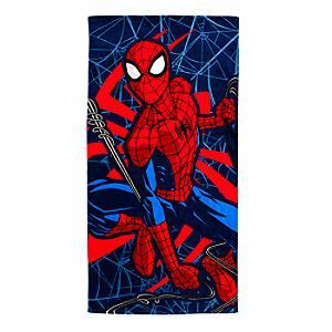Läs mer om Spider-Man handduk