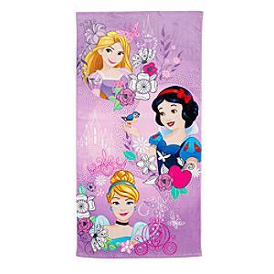 Läs mer om Disney Prinsessor handduk