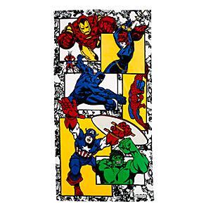 Läs mer om Avengers handduk