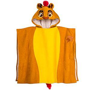 Läs mer om Kion handduk med huva, Lejonvakten