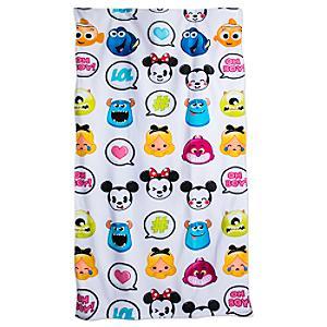 Läs mer om Emoji handduk, World of Disney