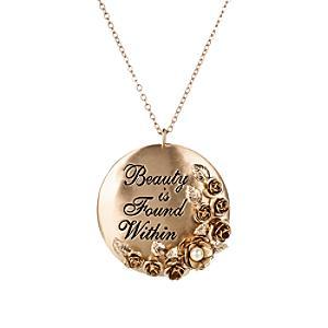 Läs mer om Skönheten och odjuret-halsband av Danielle Nicole