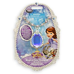 Läs mer om Sofia den Första amulett som ändrar färg