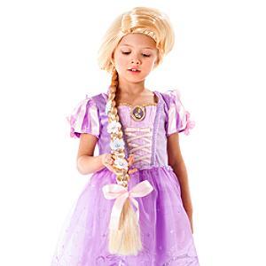 Läs mer om Rapunzel maskeradperuk