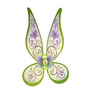 Läs mer om Fairies Tingeling upplysta maskeradvingar