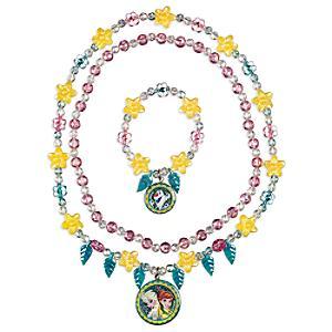 Läs mer om Frostfeber smyckeset med halsband och armband