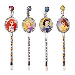 Läs mer om Disney Prinsessor hårnålar
