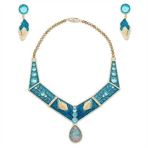 Parure de bijoux Pocahontas