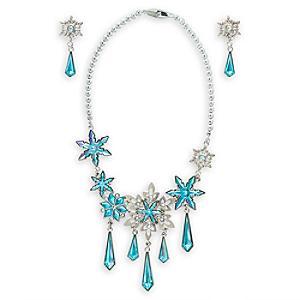 Image of Set gioielli per costume bimbi Elsa, Frozen - Il Regno di Ghiaccio