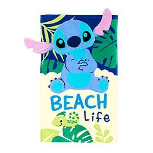 Läs mer om Stitch badhandduk för baby