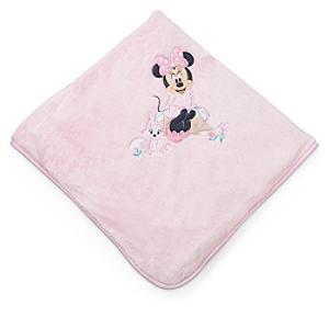 Läs mer om Mimmi Pigg rosa babyfilt