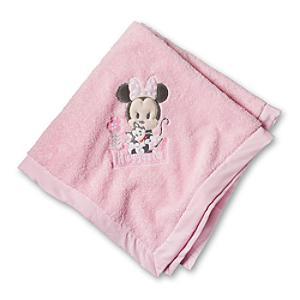 Läs mer om Mimmi Pigg babyfilt