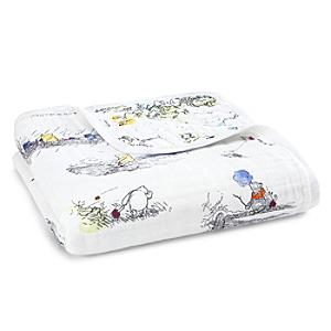 Image of Coperta Aden and Anais Winnie The Pooh