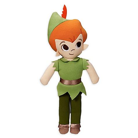 Hochet peluche Peter Pan pour bébé