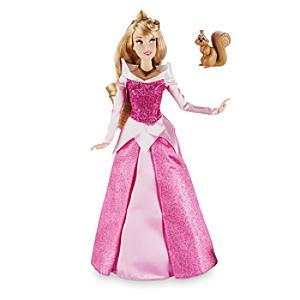Läs mer om Aurora klassisk docka, Törnrosa