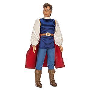 Läs mer om Prinsen klassisk docka, Snövit