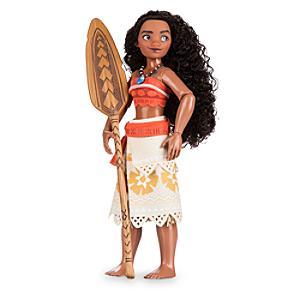 Läs mer om Vaiana klassisk docka