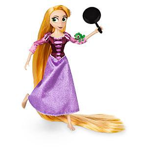 Läs mer om Rapunzel klassisk docka, Trassel: TV-serien