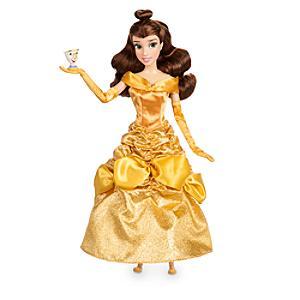 Läs mer om Belle klassisk docka, Skönheten och Odjuret
