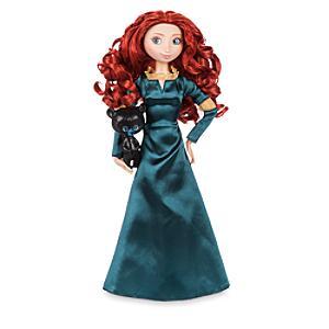 Läs mer om Merida klassisk docka, Modig