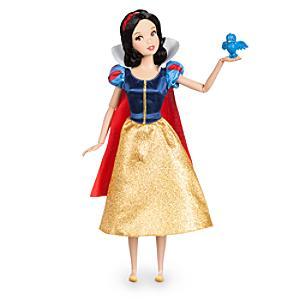 Läs mer om Snövit klassisk docka