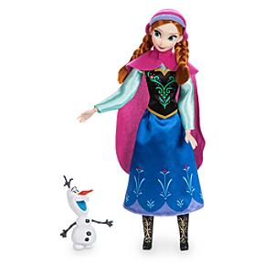 Anna klassisk docka, Frost