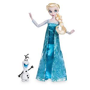 Läs mer om Elsa klassisk docka, Frost