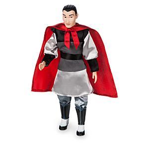Läs mer om Li Shang klassisk docka, Mulan