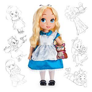 Läs mer om Alice docka, Alice i Underlandet