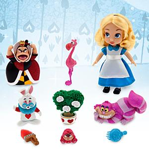 Alice Mini Animator Doll Playset Alice in Wonderland