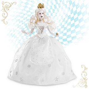 Läs mer om Vita Drottningen docka, Alice i Spegellandet