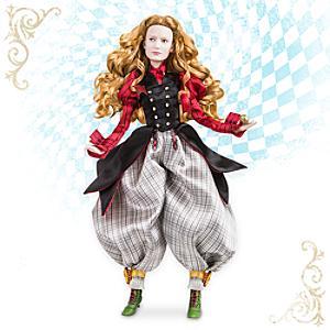 Läs mer om Alice docka, Alice i Spegellandet