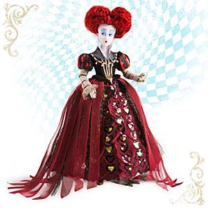 Läs mer om Röda Drottningen docka, Alice i Spegellandet